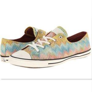 Converse x Missoni Chuck Taylor Fancy Ox Sneaker